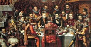 Sanchez_Coello_Royal_feast